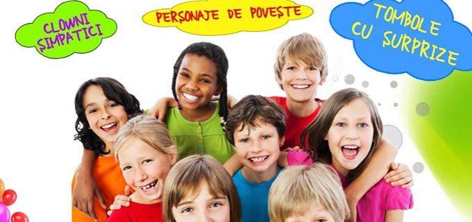 1 IUNIE – Sărbătoarea Copilăriei, la Sebeş. Vezi aici programul detaliat al evenimentelor: