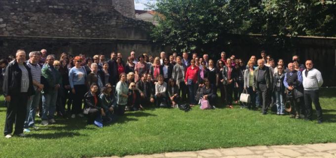 """Conferința Internațională """"Ingineria Mediului și Dezvoltare Durabilă"""", a adus grupuri numeroase de turiști la Sebeș"""