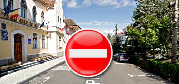 Restricţii de circulaţie în Sebeş cu ocazia manifestărilor dedicate Zilei Internationale a Copilului
