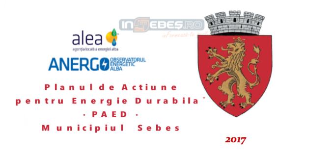 Planul de Acțiune pentru Energie Durabilă(PAED) al municipiului Sebeș