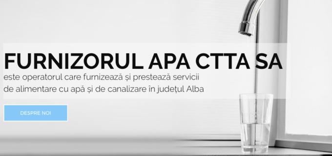 Societatea Apa C.T.T.A. S.A. scoate la concurs 1 post de inspector