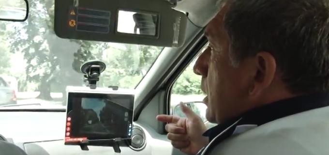 VIDEO: Proba practică a examenului de obtinere a permisului de conducere va fi înregistrată video și audio