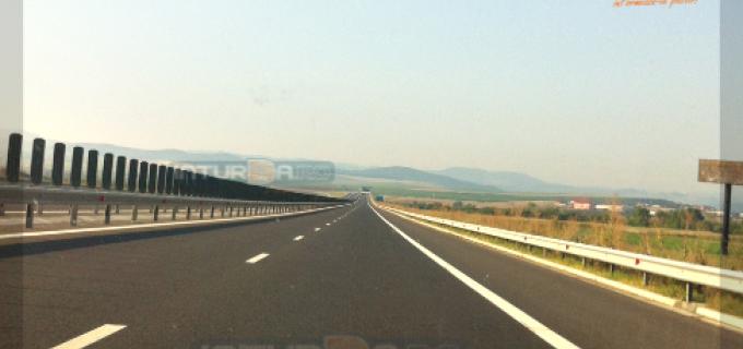 Centrul INFOTRAFIC: Lucrări pe Autostrada A1 Deva-Sibiu