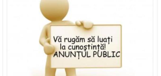Anunt – Serviciul Voluntar pentru Situatii de Urgentă din cadrul Primăriei Municipiului Sebeș