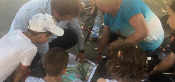 Parcul Tineretului din Sebeș va fi reamenajat