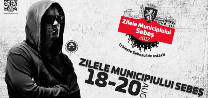"""Între 18 şi 20 august, toţi locuitorii Sebeşului, precum şi oaspeţii urbei, sunt invitaţi să participe la """"Zilele Municipiului Sebeş"""""""
