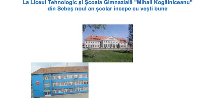 Peste 700.000 de euro – finanțare nerambursabilă pentru învățământul  sebeșean