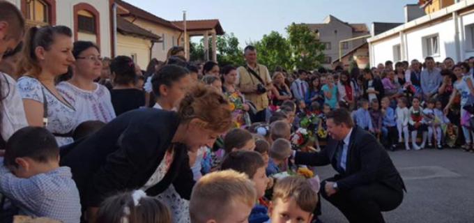 Mesajul Primarului Dorin Nistor la început de an școlar