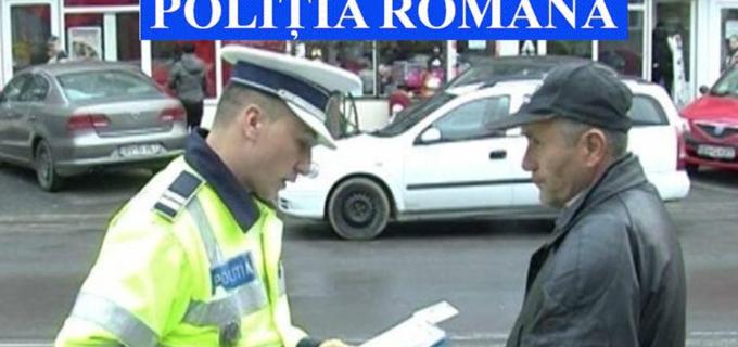 Polițiștii din Alba au amendat peste 270 de pietoni în doar câteva zile