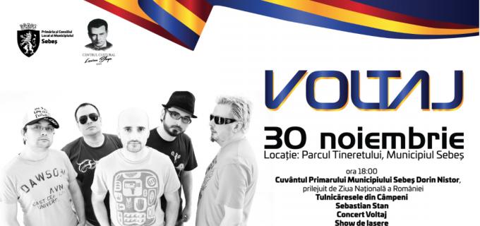 Programul evenimentelor prilejuite de Ziua Națională a României la SEBEȘ