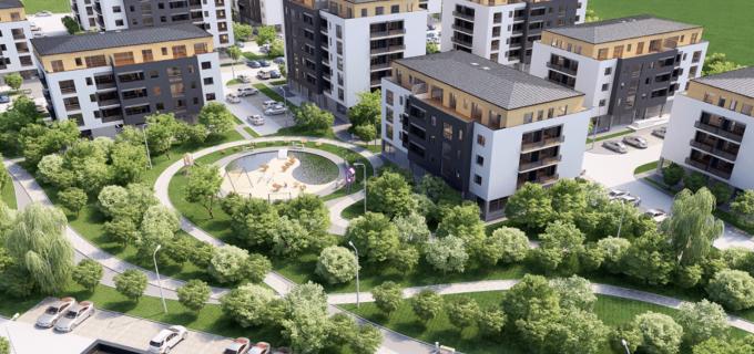 Atmosphere Residence Sebes, o afacere de succes în construcţia de apartamente