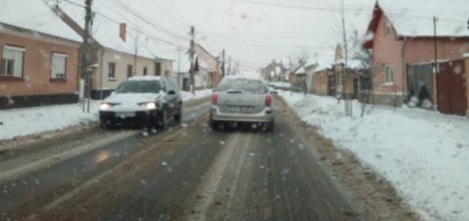 Primăria Sebeș – Informații despre deszăpezirea străzilor municipiului