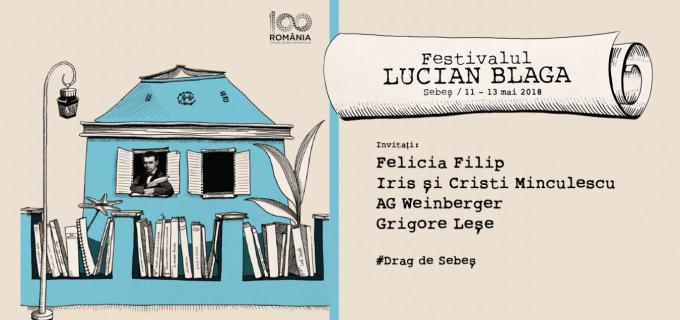 """Vezi AICI programul complet al Festivalului Internațional """"Lucian Blaga"""""""