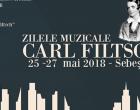 """Municipiul Sebeș are plăcerea să găzduiască în perioada 25 – 27 mai 2018,  """"Zilele muzicale Carl Filtsch"""""""