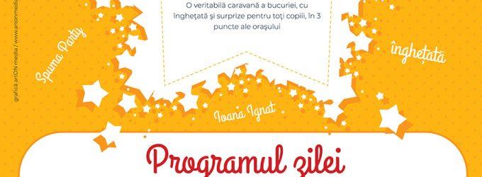 PROGRAM – Sărbătoarea Copilăriei, la Sebeş