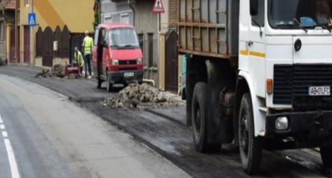 Primăria Municipiului Sebeș a efectuat toate demersurile pentru achiziția de lucrări pentru investițiile de modernizare a străzilor Progresului, Morii și Primăverii