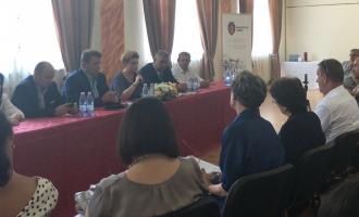 La solicitarea primarului Dorin Nistor, Ministrul Mediului, Grațiela Gavrilescu, în vizită la Sebeș